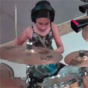 10 Year Old Girl Drum Prodigy