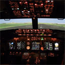Home Made 737 Simulator