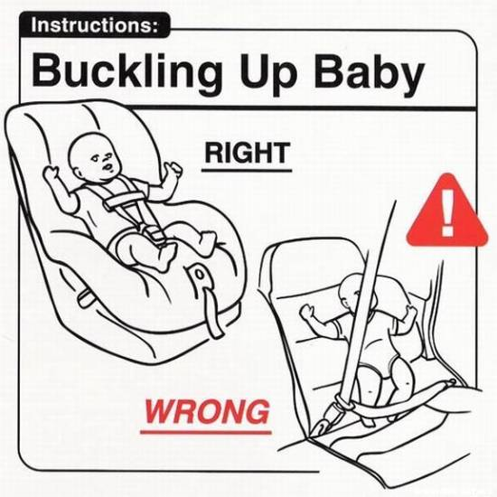 Instruction for new parents