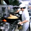 Chef Rocks Giant Wok