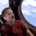Astronaut Sings Space Oddity from ISS