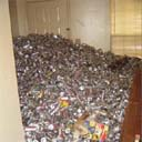 70,000 Beer Cans Found in Townhouse