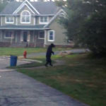 Creepy Bipedal Bear