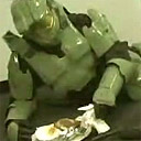 Master Chief has an Alcohol Problem