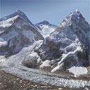 1 Billion Pixel Image of Mount Everest