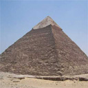 Take a walk around the pyramids of Giza