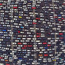 Giant Chinese Traffic Jam