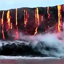 Lava (Water) Fall