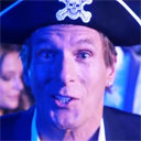 Michael Bolton Sings About Pirates of the Caribbean