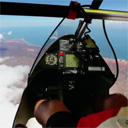 Microlight Flight Around Ningaloo Reef