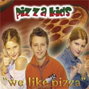 Pizza Kids Like Pizza
