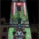 3D Video Projection on Prague Clock Tower