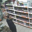 Russian Liquor Shoplifting