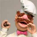 The Swedish Chef makes chocholate mousse