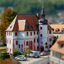 Tilt-Shift Miniature Faking