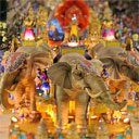 Tilt Shift Rio Carnival Video