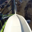 Slide Down the World's Tallest Water Slide