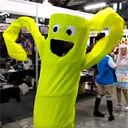 Wacky Waving Inflatable Arm-Flailing Tube Man Costume