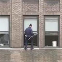 Window Cleaning Without a Safety Rope