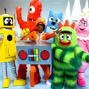 Yo Gabba Gabba is Here to Blow Your Mind